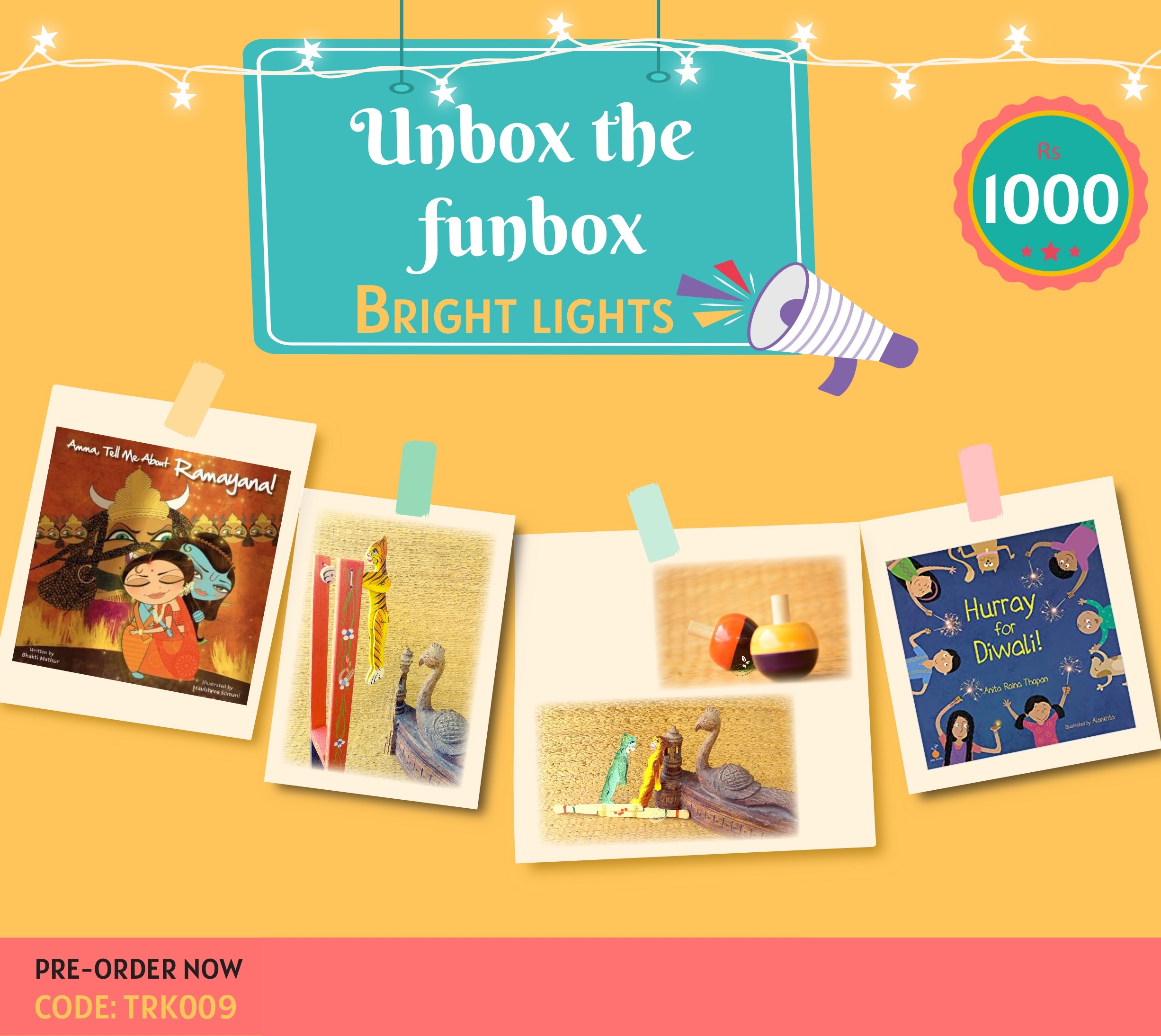Giftbox Bright Lights [TRK 009]