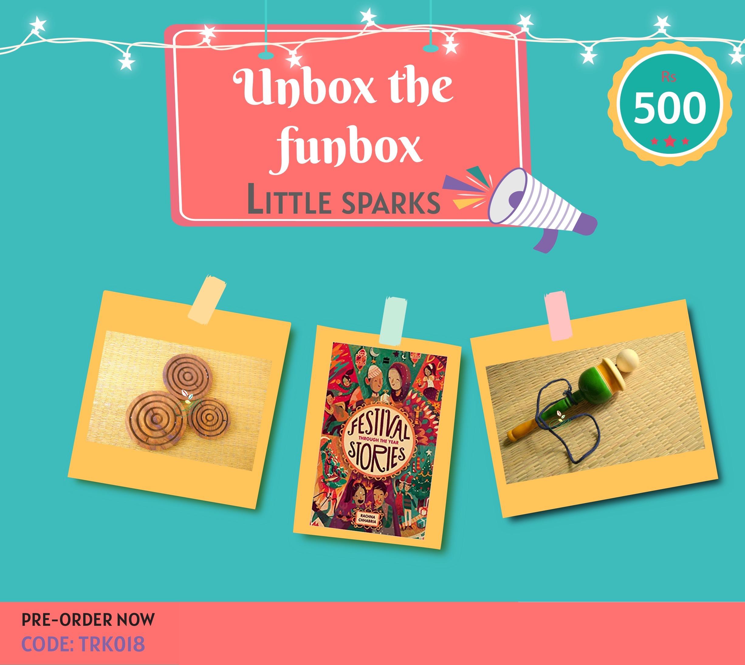 Giftbox Little Sparks [TRK 018]