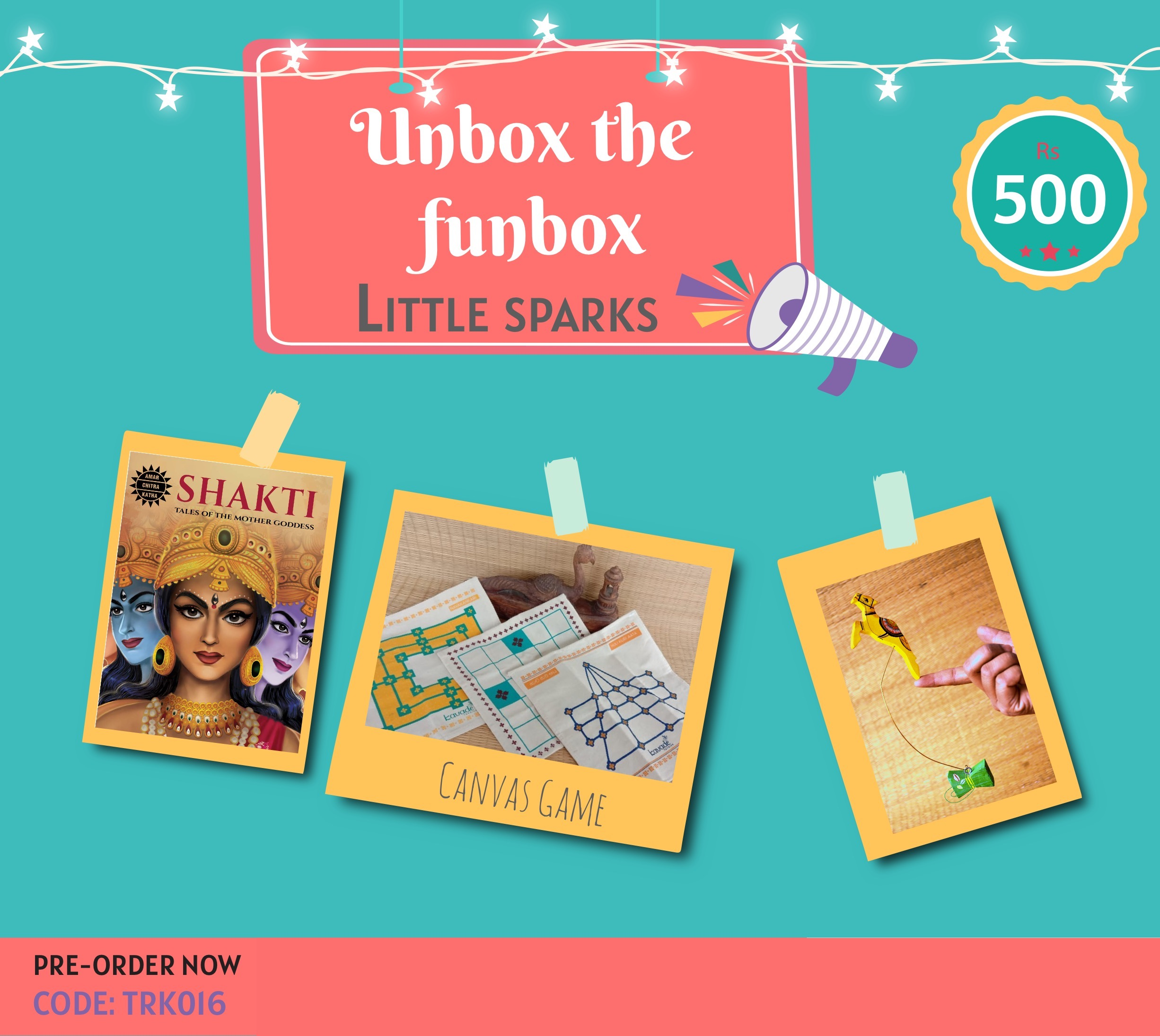 Giftbox Little Sparks [TRK 016]
