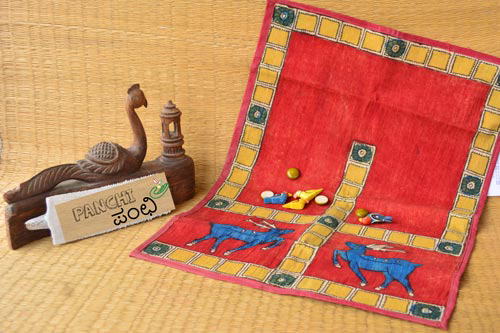 Kalamkari Panchi Game set