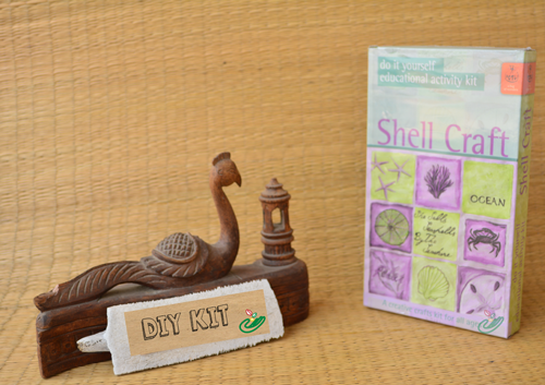 Shell Craft Kit