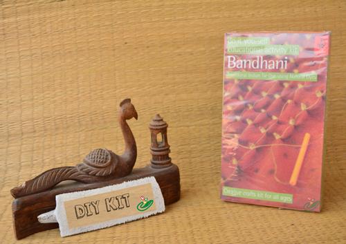 Bandhani Kit