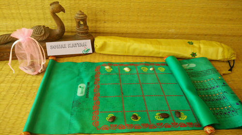 SonaiKattam Game set scroll